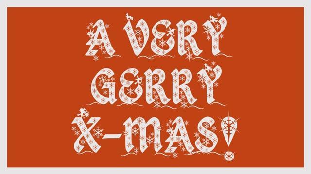 Film Junk Presents- A Very Gerry X-Mas!