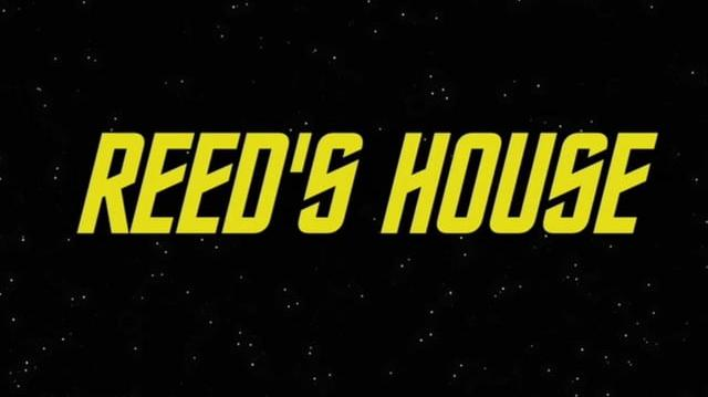 Cantankerous Episode-7-A Tour of Reed's House