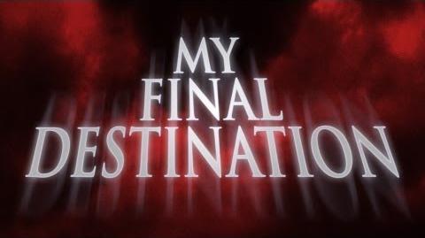 My Final Destination (English dubbing)