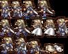 Sprites de batalha (PSP).