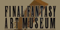 Final Fantasy Art Museum Trading Card Collection