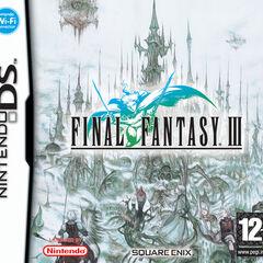 Обложка европейской версии для DS.