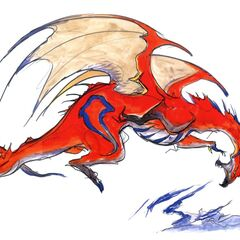 Red Dragon.