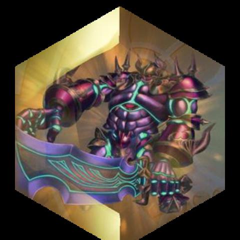 Iron Giant (Rank 5).