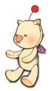 FFX Moogle (Lulu Weapon)