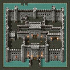Castle of Baron (PSP).
