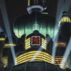 Shinra Building.