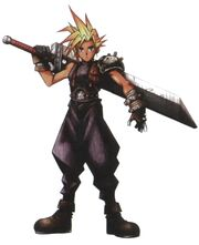 Cloud Early Concept Art 1