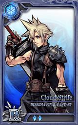 DFF Cloud Strife R I Artniks