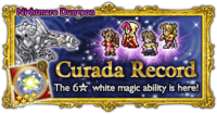 FFRK Curada Record Nightmare