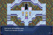 FFVI IOS Dream Stooges Encounter