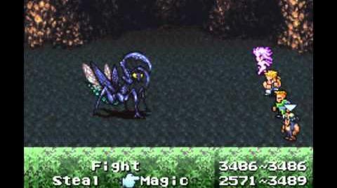 Final Fantasy VI SNES - Trance Glitch