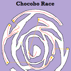 Chocobo racing map (5 chests).