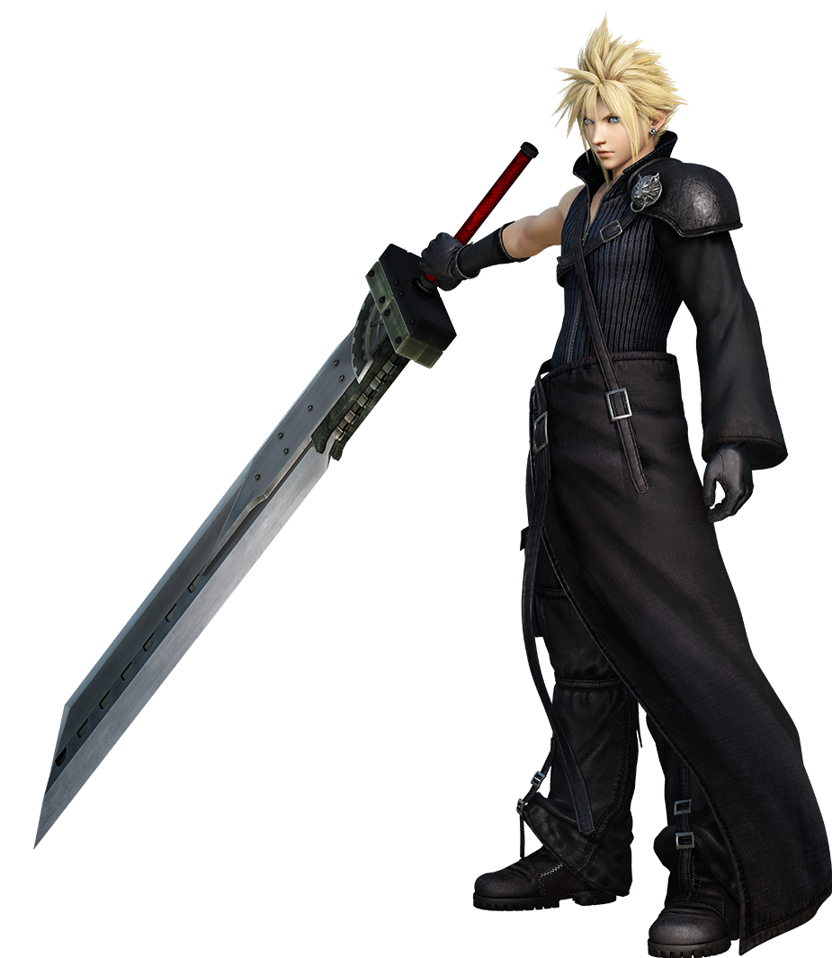 Final Fantasy Cloud Strife Wallpaper: DFF NT Alt. Costumes And Move Set By Love-Final-Fantasy On