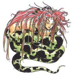 Lamia (full-colored).
