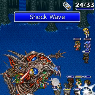 Shock Wave.