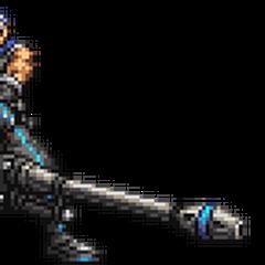 Azul the Cerulean.