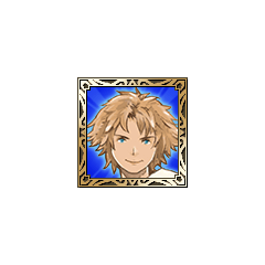 One of Tidus's icon.