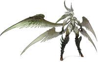 FFXIV Garuda Complete Artwork