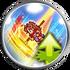 FFRK Gran=Pulse Flying Spear Icon