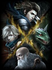 King's Knight characters
