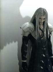 Sephiroth AC CGI artwork