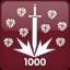 1000 kills icon