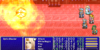 Optic Blaster (Final Fantasy IV)