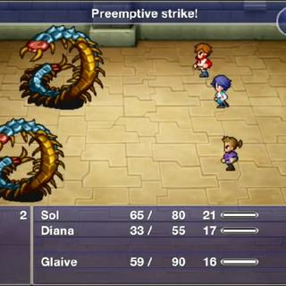 Preemptive Strike.