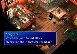 Turtle's-Paradise-quest-FFVII
