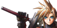 Cloud Strife/Gallery