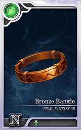 FF7 Bronze Bangle N Artniks