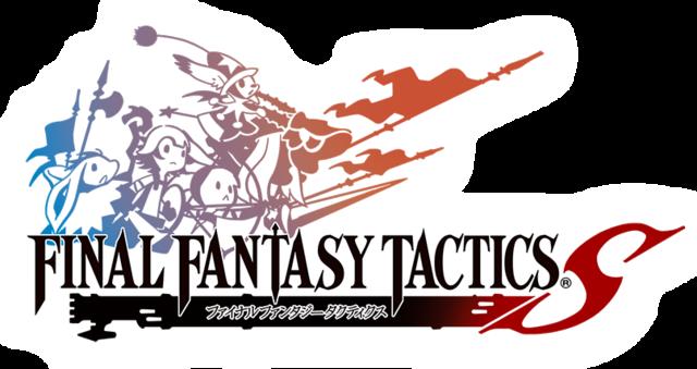 Plik:Final Fantasy Tactics S Logo.png