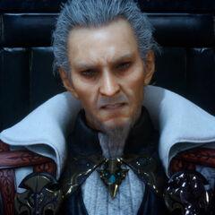 Iedolas talking to Ravus before he transforms.