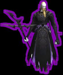 Раму из Final Fantasy XI.