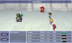 FFV iOS Mind Blast