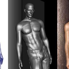 Production evolution of the Maxim magazine shot.