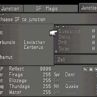 Junction GF option.