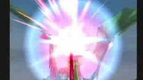 Final Fantasy IX - Carbuncle - Ruby Light