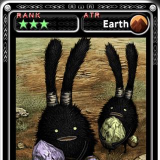 <i>Guardian Cross</i> Spriggan card.