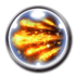 FFRK Flame Burst Icon