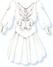 FFVI White Dress Artwork