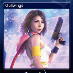 Gullwings.