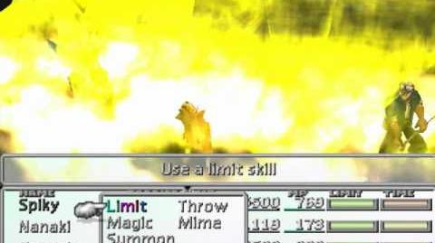 FFVII Limit Break Compilation Nanaki's Lunatic High
