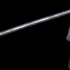 Shirtless Sephiroth render from <i>Dissidia Final Fantasy</i>.