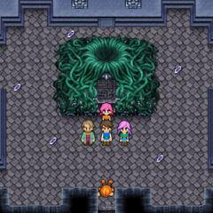 The crystal room (iOS).