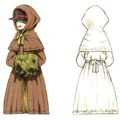Noblewoman.