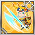 FFAB Dayflash - Warrior of Light R