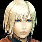 Ícone de Ace em Final Fantasy Agito.