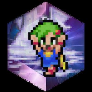 Rydia OR's Phantom Stone (Rank 4).
